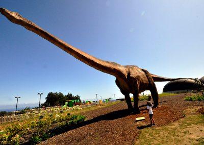 visita el museo del Jurásico de Asturias