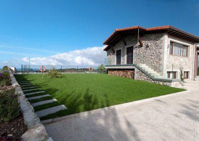 en Garana de Pría, Asturias