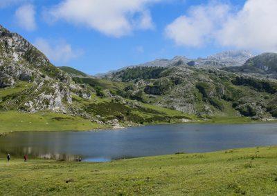 cercanos lagos de Covadonga